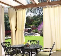 Drapes World Patio Outdoor Patio Drapes Home Designs Ideas