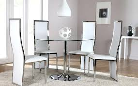 glass dining room table set glass dining table set lesgavroches co