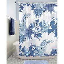 Turquoise And Grey Shower Curtain Bathroom Marvelous Extra Long Fabric Shower Liner Jcpenney