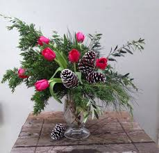 how to arrange flowers from a winter garden flowers for the people