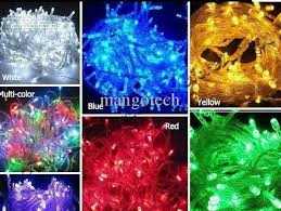 decoration lights for party 10m 100 led twinkle fairy lights party decorations garden christmas