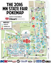 Map Minnesota Minnesota State Fair Map Image Gallery Hcpr