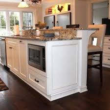 kitchen bar island white kitchen with raised glass breakfast bar and slate floor