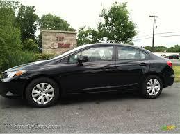 2012 black honda civic 2012 honda civic lx sedan in black pearl 329332