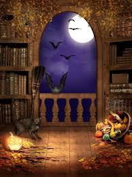 only 25 00 photography background pumpkin black cat bat