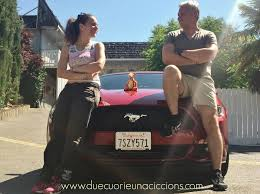 rent a mustang in usa a mustang for rent what s true and what s false due cuori e