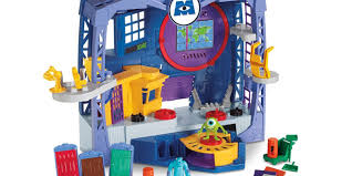fisher price imaginext monsters university monsters scare floor