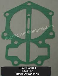 champion rv30a m2089 p04419c p04421c valve gasket set air