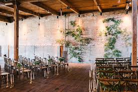 wedding backdrop greenery traveling wedding florist with a and organic design