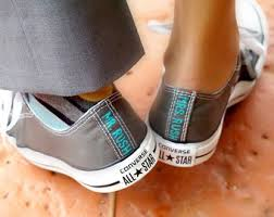 Wedding Shoes Converse Wedding Shoes Wife Bride Converse Wife Converse Wedding Hand