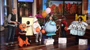 Halloween Bug Costumes Kids Halloween Costumes Ellen Degeneres U2013 Marquee Blog