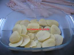amour de cuisine chez ratiba gratin de cabillaud aux 2 pommes défi 15 la cuisine de cécile