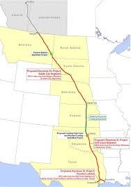 keystone xl pipeline map transcanada keystone xl pipeline