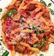olive garden grilled sausage and pepper rustica recipe grilled