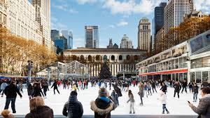 best nyc outdoor ice rinks that aren u0027t rockefeller center