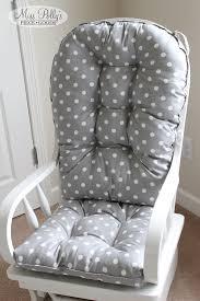 The Best Nursing Chair Custom Chair Cushions Glider Cushions By Misspollyspiecegoods