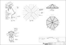 royalite skylight drawing index pyramid skylight drawing
