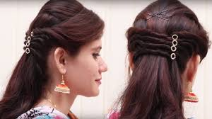 long hair style showing ears the 25 best ladies hair style video ideas on pinterest curl