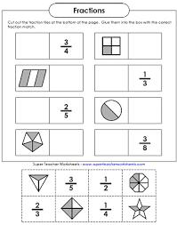 basic fraction worksheets u0026 manipulatives