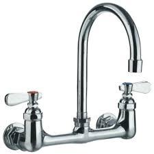 wall mount faucet kitchen markandian com 4 inch wall mount faucet delta faucet 9178 ar dst