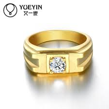 aliexpress buy gents rings new design yellow gold gold engagement rings for men gallery jewelry design exles