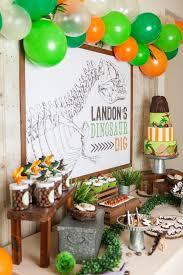 dinosaur birthday party supplies dinosaur birthday party and prehistoric excavation
