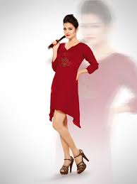 buy latest georgette kurtis designer kurtis party wear kurtis