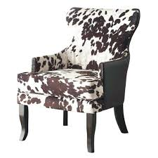Cowhide Print Cow Print Office Chair U2013 Adammayfield Co