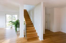 gerade treppe treppe nach maß tischlerei johannes wicker im sauerland