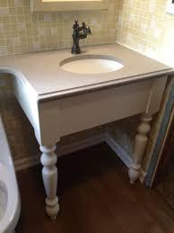 Kitchen Cabinet Legs Interior Design 19 Bathroom Vanity With Legs Interior Designs