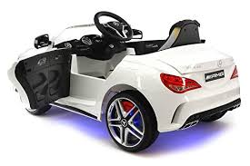 motorized car 2018 mercedes benz cla 12v ride on motorized cars powered wheels w
