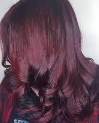 keune 5 23 haircolor use 10 for how long on hair 23 trendy shades of burgundy hair color for 2018