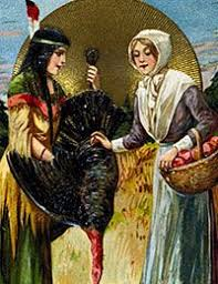 what did the pilgrims really eat at the thanksgiving