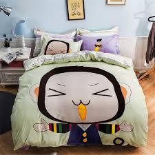Monkey Bedding Sets Online Get Cheap Kids Monkey Bedding Sets Aliexpress Com