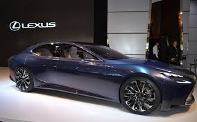 lexus lfa concept lexus lf lc hydrogen now equals luxury the car guide