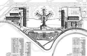 Airport Floor Plan Design by Amir Mann Ami Shinar Architects U0026 Planners Ltd Ben Gurion