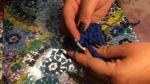 crochet hook nails usable craft nails youtube
