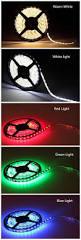 cara pasang lampu rgb rgbw led strip light 5050 2835 100m roll 220