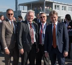 Baden Airpark Parken Erstflug Der Pobeda Airlines Zwischen Moskau Vko Und Karlsruhe