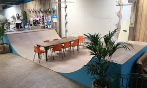 the world u0027s coolest offices u2013 in pictures skateboard