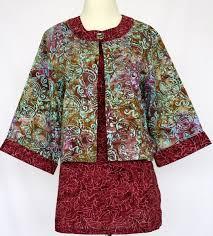 gambar model baju batik modern gambar model baju batik modern archives pusat batik etnik kotagede