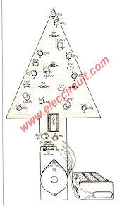 Led Blinking Circuit Diagram Small Christmas Led Flasher Circuit With Sound U2013 Schematic Diagrams