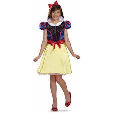 tween halloween costumes snow white tween halloween costume walmart com