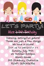 Kids Birthday Party Invitation Card Invitation Cards For Kids Birthday Party Ajordanscart Com