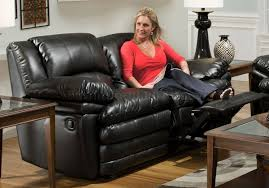 Leather Reclining Sofa Loveseat by Bentley Bonded Leather Reclining Sofa U0026 Loveseat Set