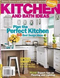 kitchen and bath ideas magazine kitchen bath ideas magazine storiage issue cabinets 2008 ebay