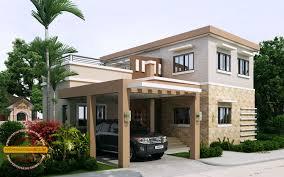 Cool Houses Com Ronaldo Simple 2 Storey Cool House Plan Pinoy House Designs