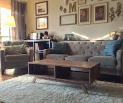 How Tall Should A Coffee Table Be by Mid Century Coffee Table 12 Steps With Pictures