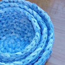 How To Crochet A Rug Out Of Yarn Making Fabric Yarn