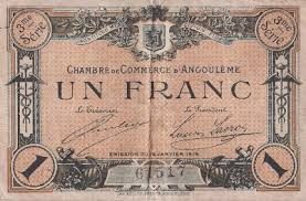 chambre de commerce d annecy chambre de commerce and local emergency banknotes from